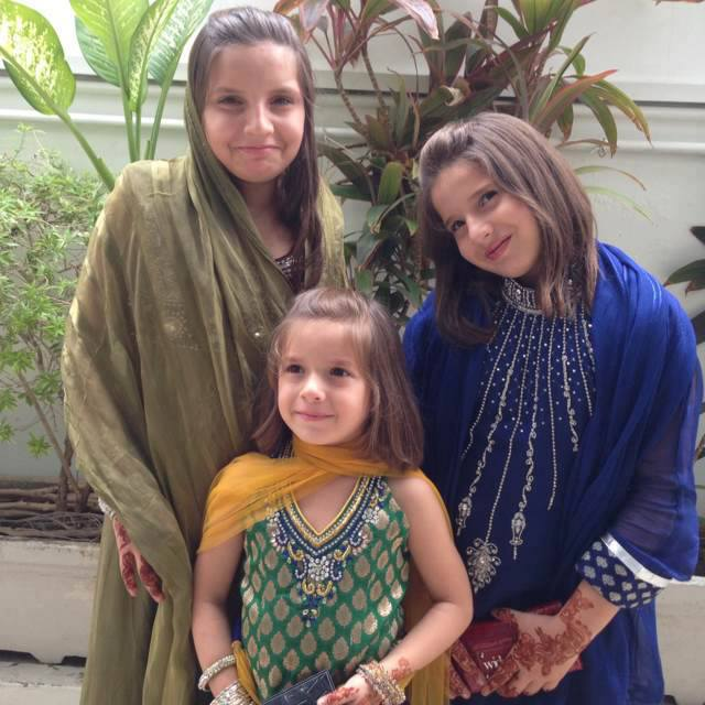 Shahid Afridi and His Family Pictures, Images - Latest ...