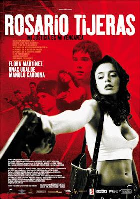 Rosario Tijeras 2005 DVDR NTSC Latino