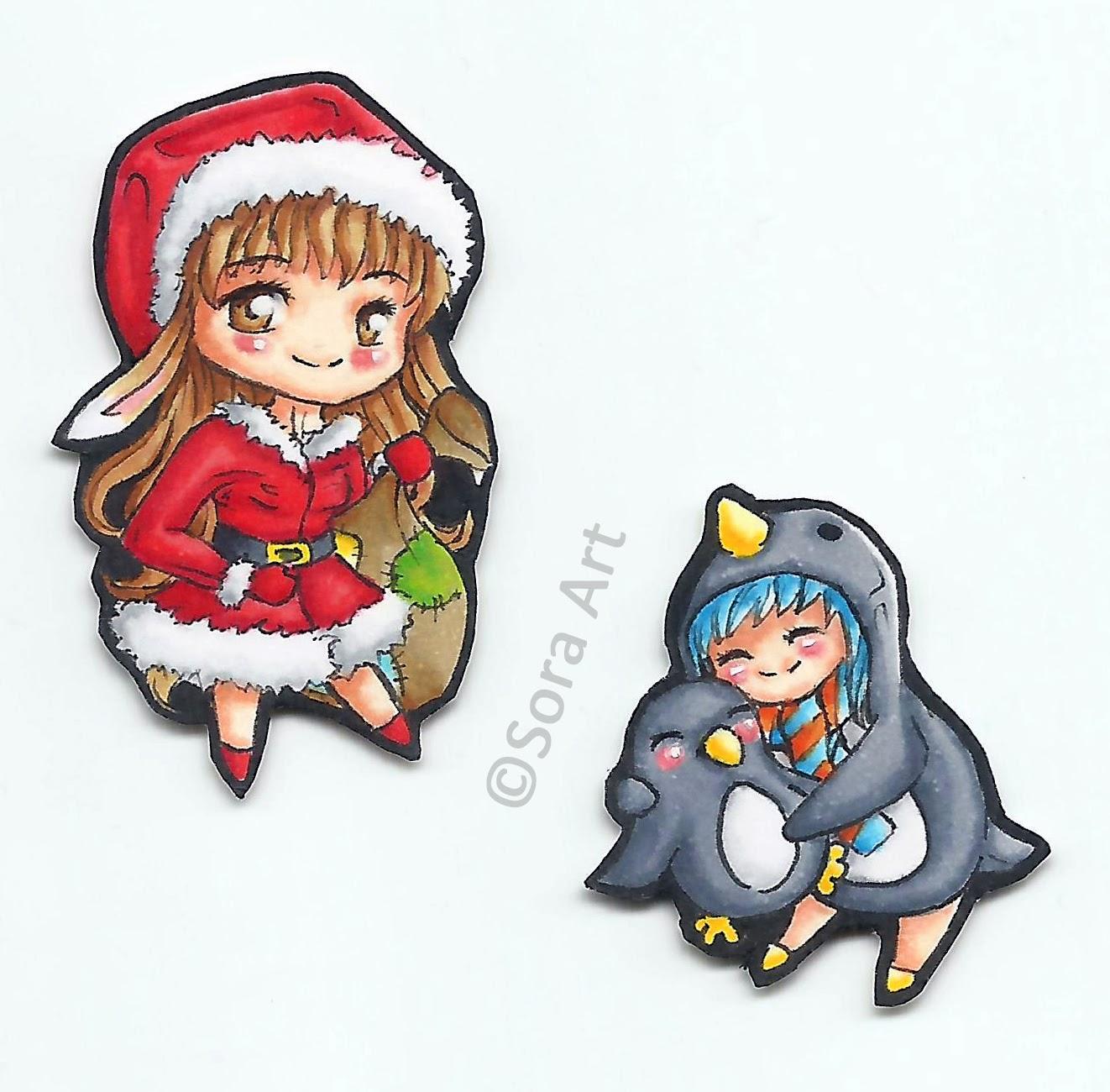 Sora Art: Januar 2014