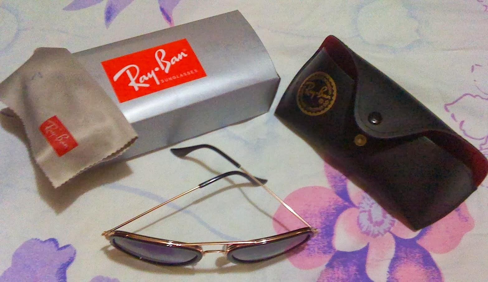 Paguei apenas US 8.00. Não se trata de réplica, mas mera falsificação que  deixa a desejar. Os óculos são de plástico, ... 3a9eb1e97a