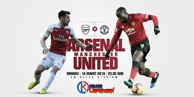 Prediksi Bola Arsenal vs Manchester United Liga Inggris
