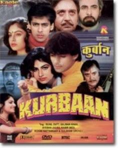Kurbaan (1991)   protitdhonimovie. Old hindi mp3.