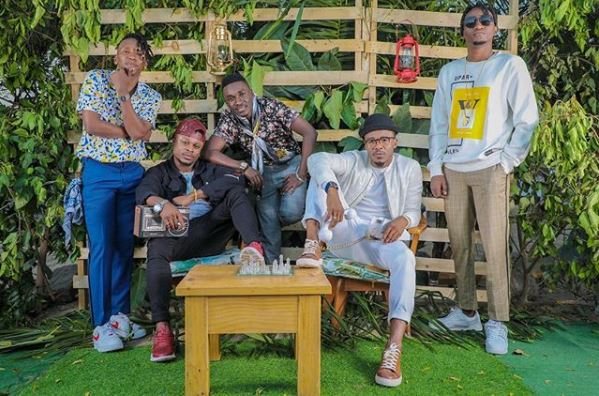 ALIKIBA X Abdukiba X Cheed X K2ga X Killy – Mwambie Sina