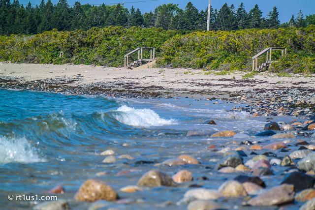 Roque Bluffs State Park, Maine