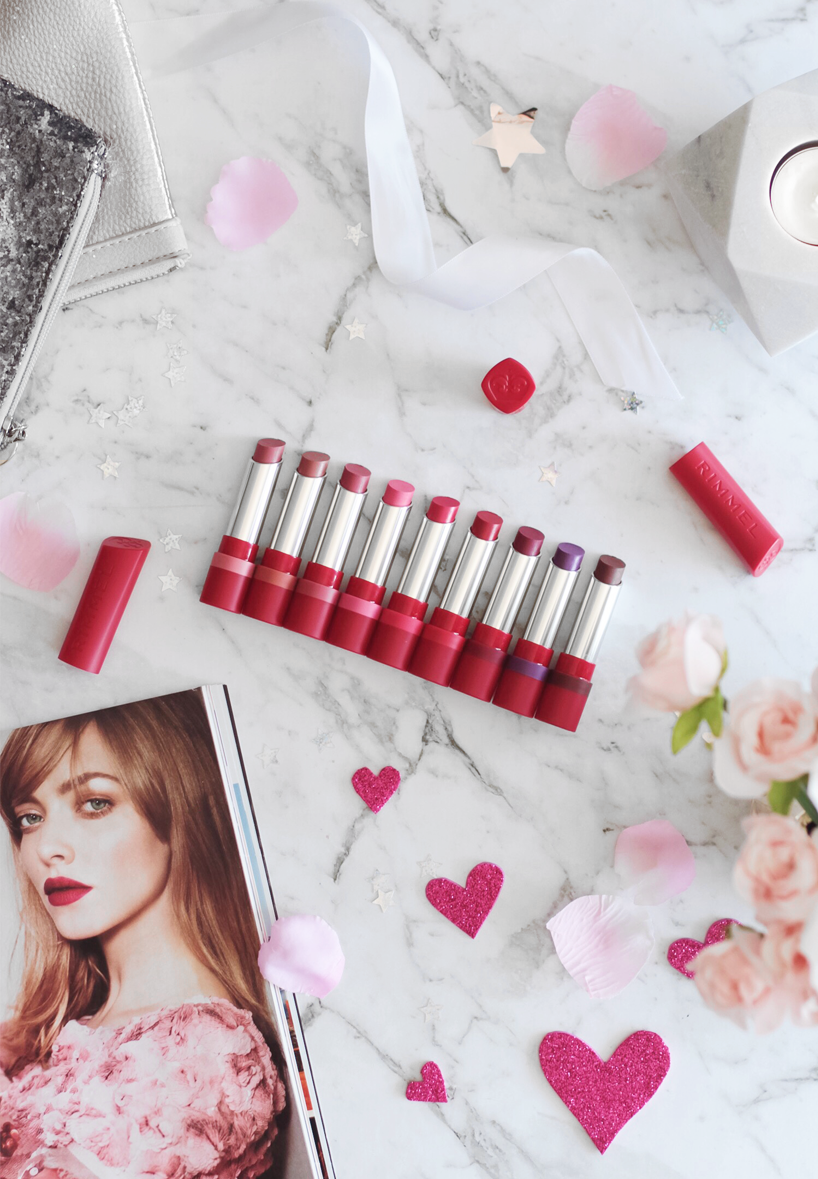 Rimmel Only 1 Matte Lipstick swatches review Australia