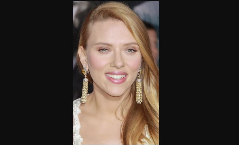 Scarlett Johansson Green Eyes
