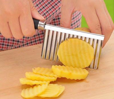 Crinkle Wavy Cutter