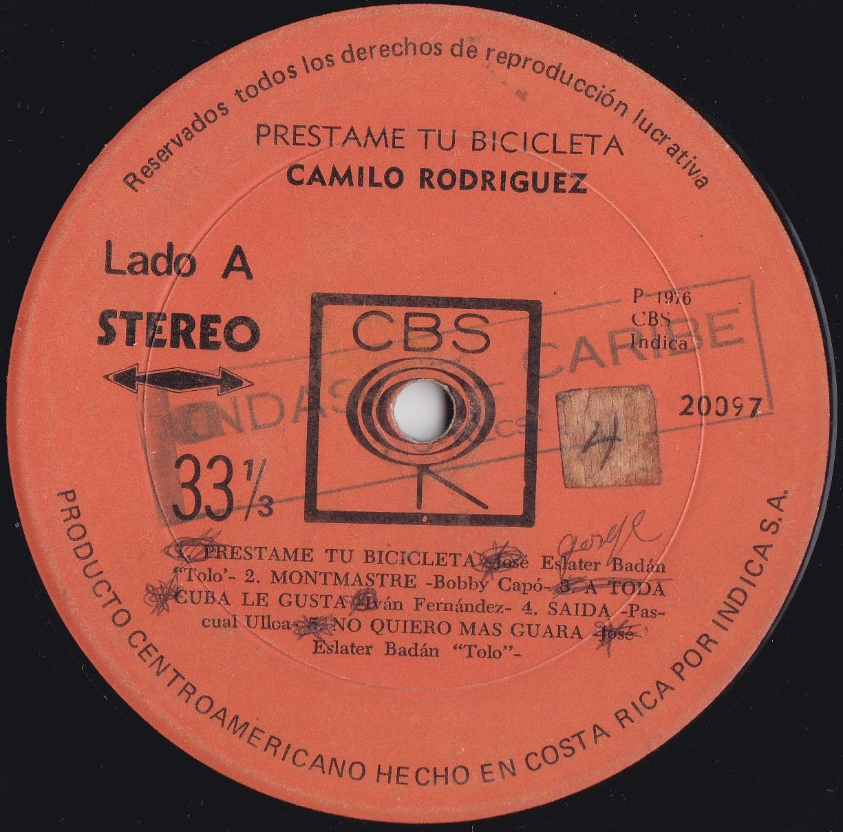 Edmundo Ros And His Orchestra Dance Again