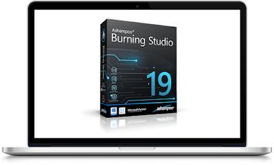 Ashampoo Burning Studio 19 v19.0.1 Full Version