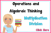 Multiplication and Division Resources for the Classroom