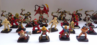 Heroquest painted minitures
