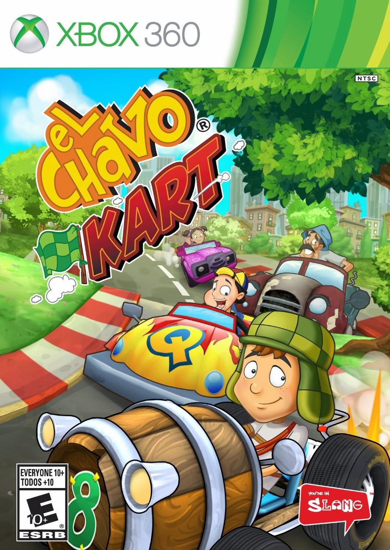 El Chavo Kart Xbox Rgh Jatg Espanol Mg Juegos Gratis Para