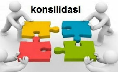 Pengertian Lengkap Konsolidasi, Cara Perusahaan Melakukan Konsolidasi dan Alasan Perusahaan Melakukan Konsolidasi, Beserta Ciri-Cirinya