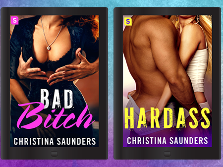 Bad Bitch Series by Christina Saunders Blog Tour | Guest Post + Reviews