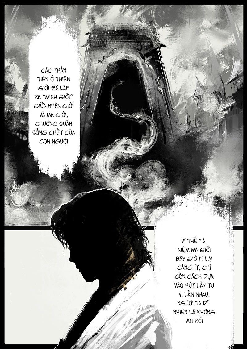 Tây Du Ký ngoại truyện chap 54 - Trang 10
