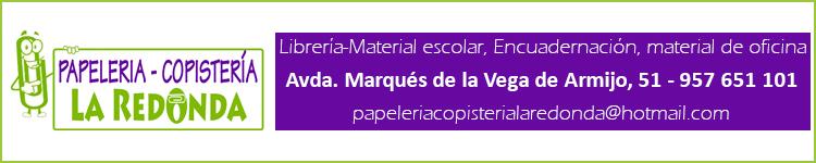 PAPELERÍA-COPISTERÍA LA REDONDA - MONTILLA