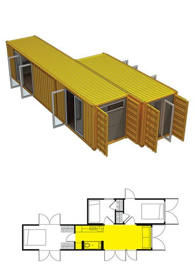 Container Homes Design 7