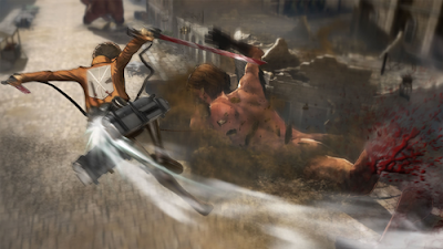 Download Attack on Titan Wings of Freedom PC Torrent Full, Download Attack on Titan Wings of Freedom PC Completo, download torrent pc