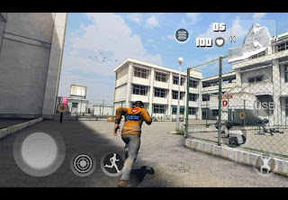 Mad City IV Prison Escape Apk Data Obb - Free Download Android Game