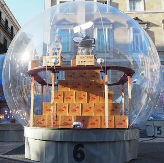 Detall del Pessebre de la Plaça Sant Jaume,  2016 (Barcelona) per Teresa Grau Ros