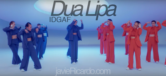 DUA LIPA - IDGAF (OFFICIAL VIDEO)