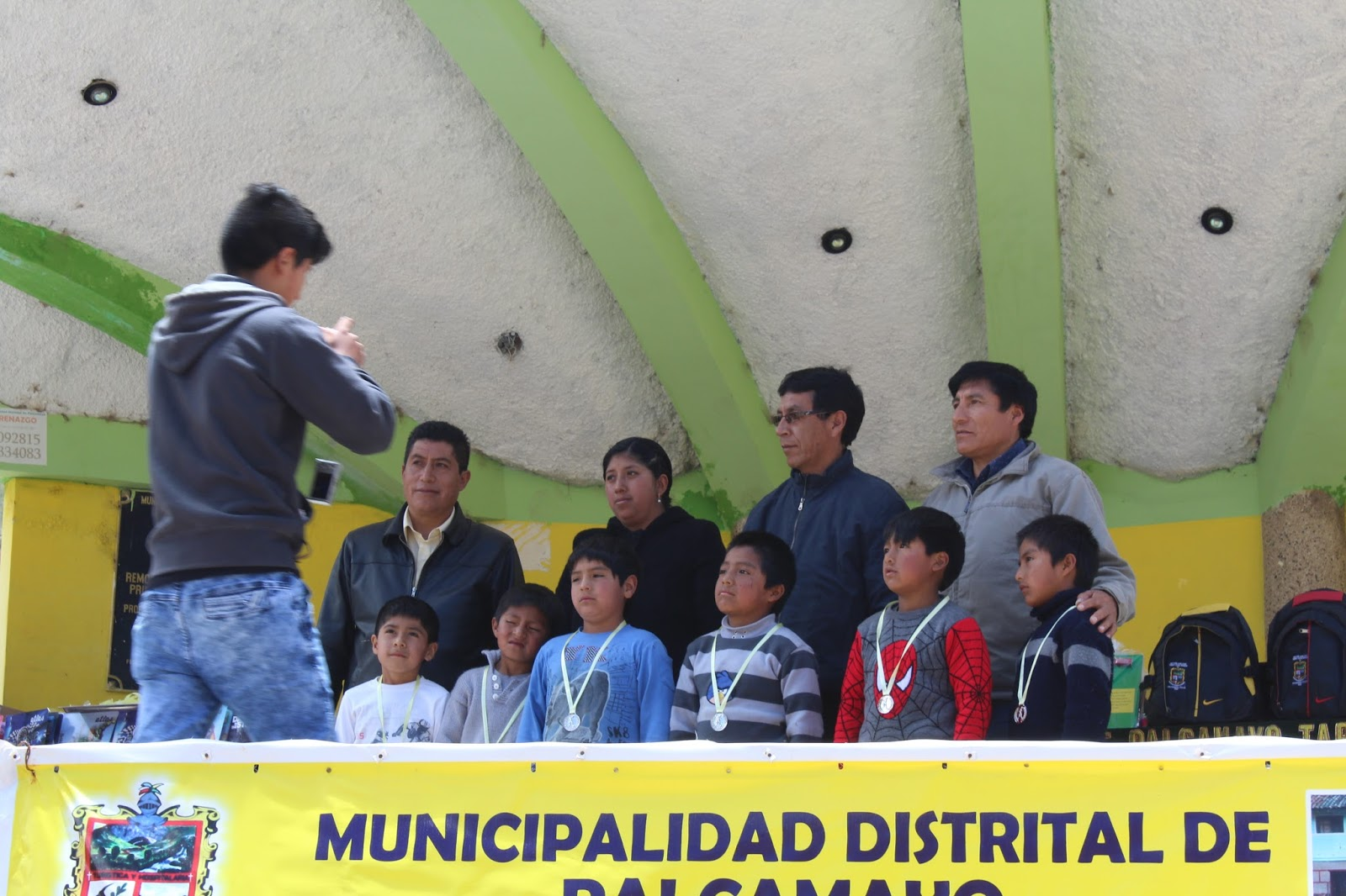 Palcamayo for Municipalidad de tarma
