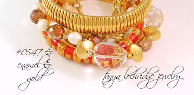 Tanya Lochridge Jewelry Bracelet and Joan Rivers
