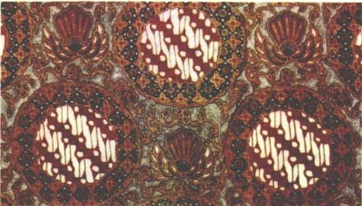 Batik Motif Prabu Anom/Parang Tuding