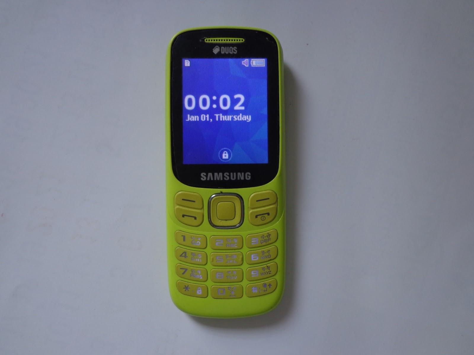 Samsung Sm B313e: Samsung SM-B313E Spd Cpu 6531 100% Tested Flash File