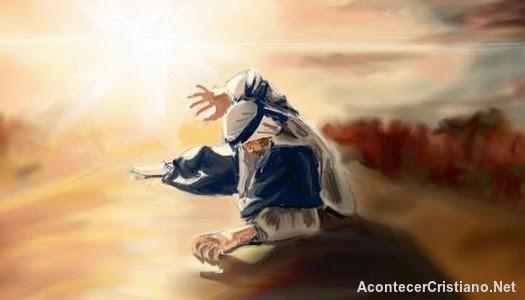 Apóstol Pablo camino a Damasco