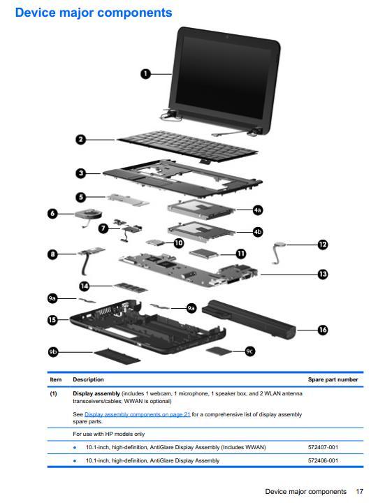 Hp mini 311-1037nr notebook download instruction manual pdf.