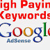 Top 50 High Paying Keywords for Google Adsense  2016