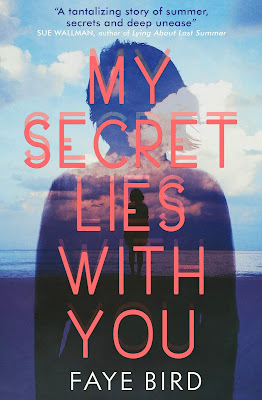 my-secret-lies-with-you, faye-bird, book