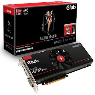 Radeon HD 7870 GPU