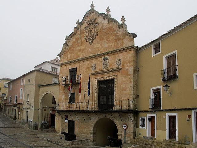 Albacete Plaza de Chinchilla de Montearagón