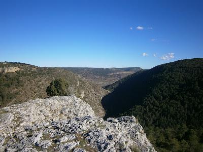 Cima del Cerro de Enmedio ( Campillos - Sierra, Cañete)