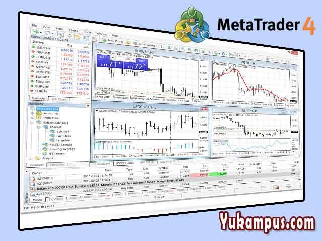 Cara Install Metatrader 4 Di Pc Windows Tanpa Ribet Yukampus