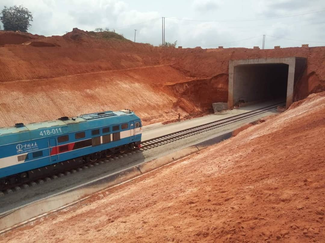 New Lagos-Ibadan railway ready in May - NRC