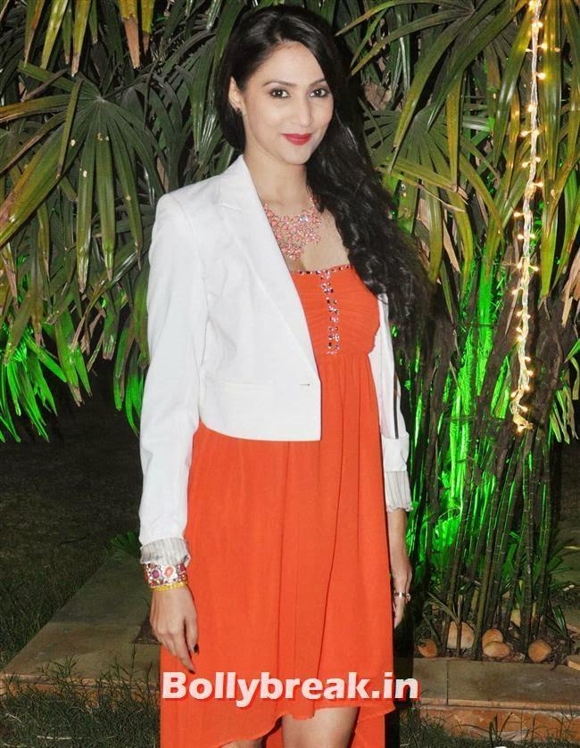 Rishina Kandhari, Hot Tv Babes at GR8 Calendar 2014 Launch