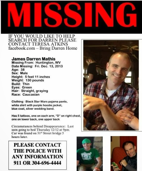 missing person funny