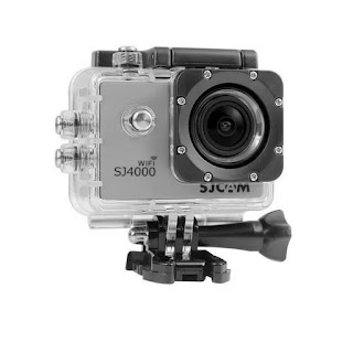 christmas gift idea guide for men 2016 - Action camera - goPro alternative