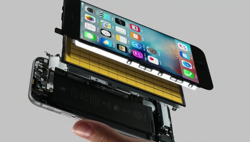 iPhone 6S زانیاری  و مواسەفاتەکانی ئایفۆن ٦ ئیس