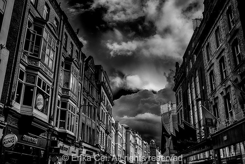 Grafton street, Dublin Ireland