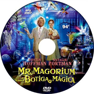 Mr. Magorium i la seva botiga màgica - [2007]