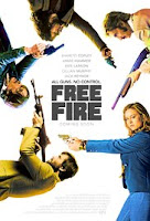 Free Fire (2017) Poster