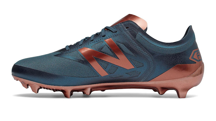 new balance soccer boots