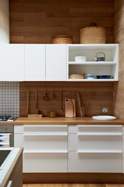 Cozinhas de sonho reciclar e decorar blog de decora o e - Paredes modulares ...