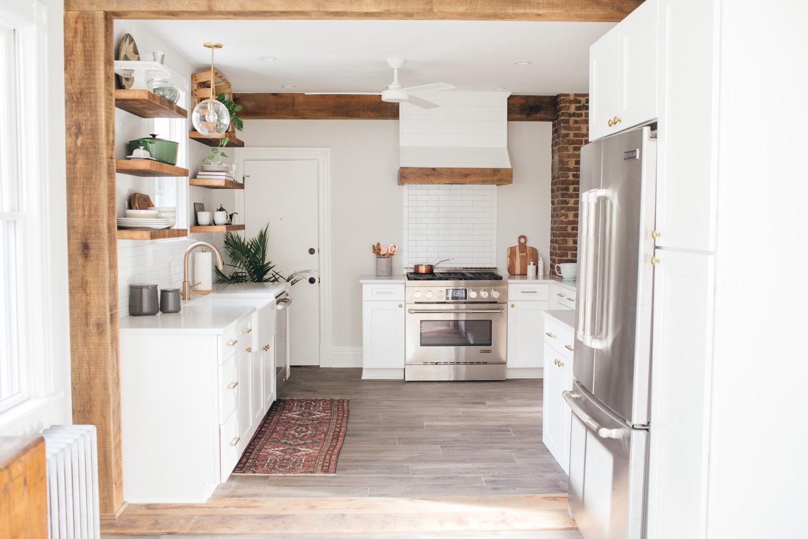 RENOVATION REVEAL: South Street Kitchen