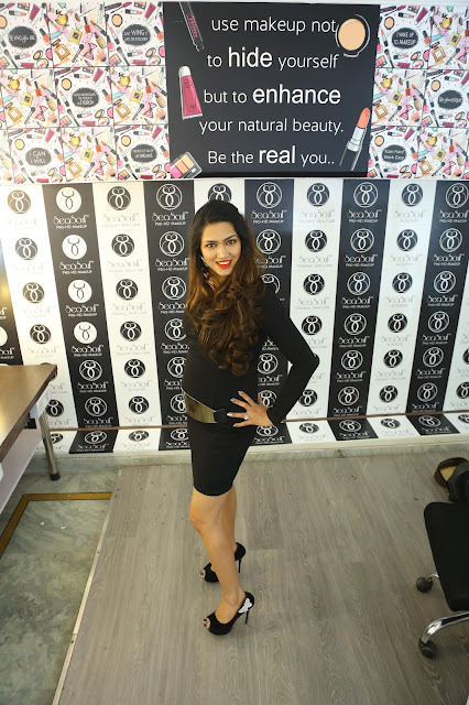 Ms. Manisha Chopra, Co-founder, SeaSoul Cosmeceuticals