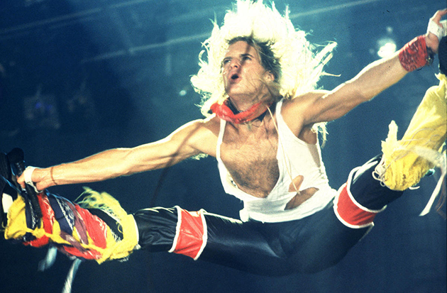 In 2012 Roth and Van Halen released the comeback album A Different Kind of Truth. & Valvulado: David Lee Roth